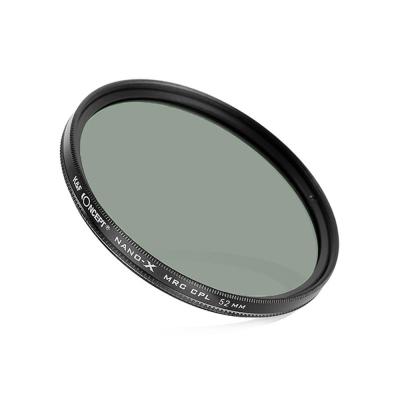 K&F Concept NANO-X CPL 52mm 超薄濾鏡