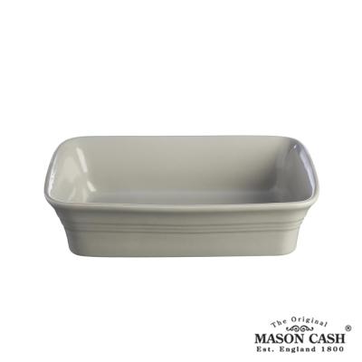 MASON CLASSIC系列陶瓷長形烤盤26CM(灰)-8H