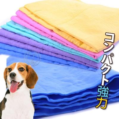 dyy》高級吸水毛巾(中號)仿麂皮巾 ( 43 * 32 cm)顏色隨機出貨