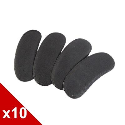 糊塗鞋匠 優質鞋材 F13 EVA後跟貼 3mm (10雙/組)