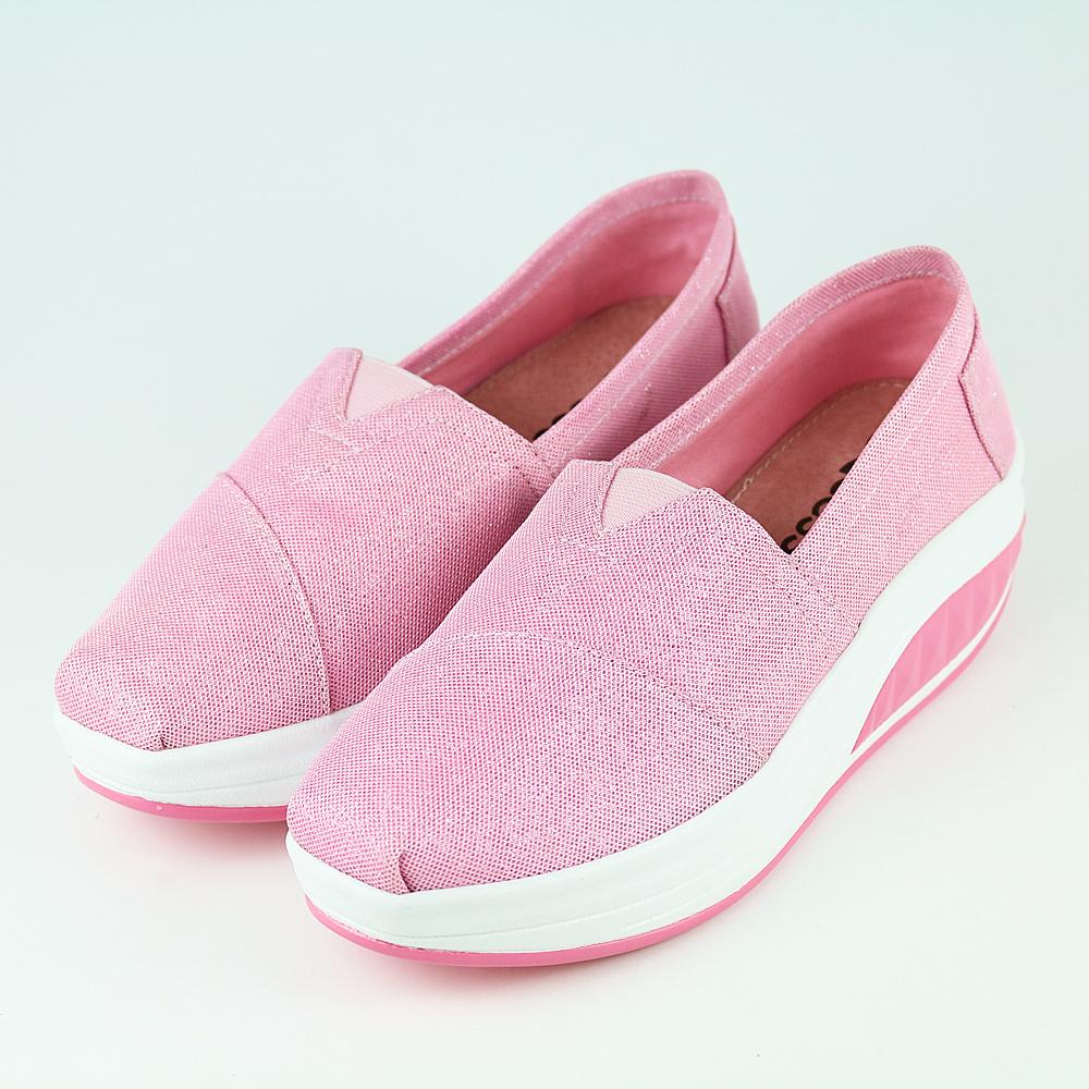 XCESS-女休閒鞋GW041PIN-粉紅