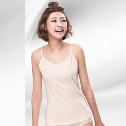 莎薇 天絲A100系列 M-LL 細肩帶背心款蘭姿(膚)