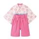 baby童衣 和服 日式經典女寶寶連身衣造型