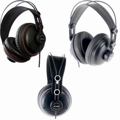 Superlux 封閉式專業監聽耳機HD662系列