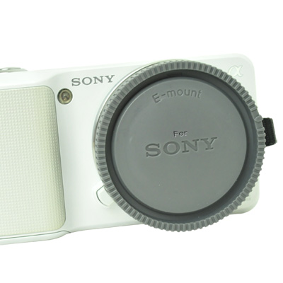 Kamera For Sony NEX3/NEX5 機身前蓋