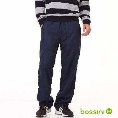 bossini男裝-輕便保暖褲06海軍藍