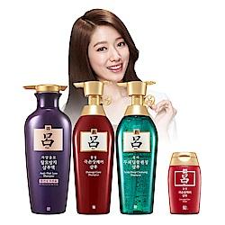 呂Ryo 蔘養植萃3效明星洗髮組