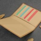 Majacase-男用 女用客製化護照夾 信用卡夾 皮夾 護照套 小牛皮 手工皮件 真皮