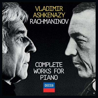 拉赫曼尼諾夫/鋼琴作品全集(11CD)