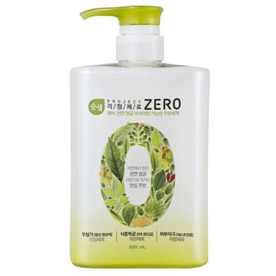 韓國愛敬AK ZERO全植物蔬果碗盤洗潔液 600ml