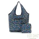 英國ECO CHIC旅行用休閒袋-花漾