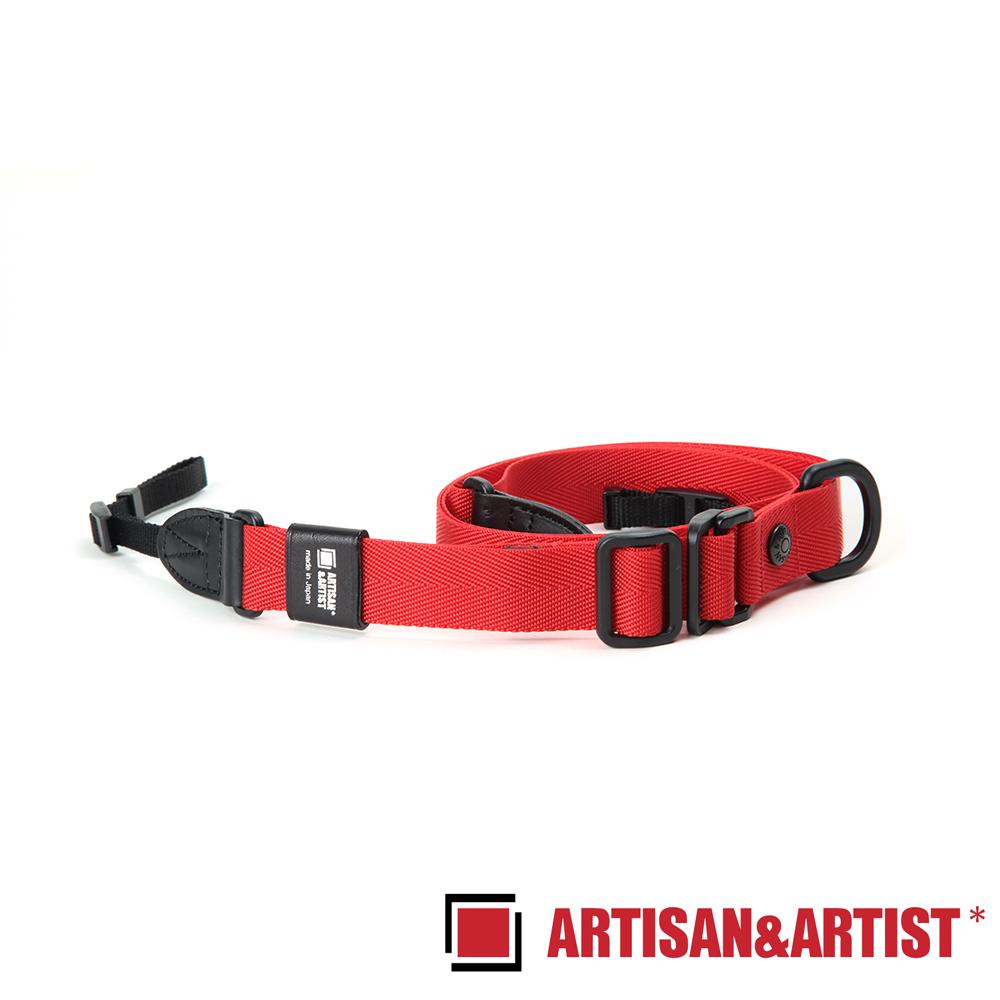 ARTISAN & ARTIST 易拉式相機背帶ACAM-E25N(紅)