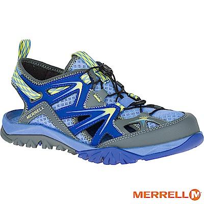 MERRELL CAPRARAPIDSIEVE 水陸女鞋-藍(35498)