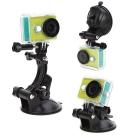 TELESIN GoPro Hero專用 多軸吸盤支架 小米 SJCAM 適用