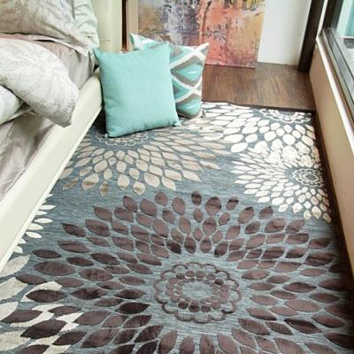 范登伯格 - 凱旋 立體雕花地毯 - 煙花 (150 x 230cm)