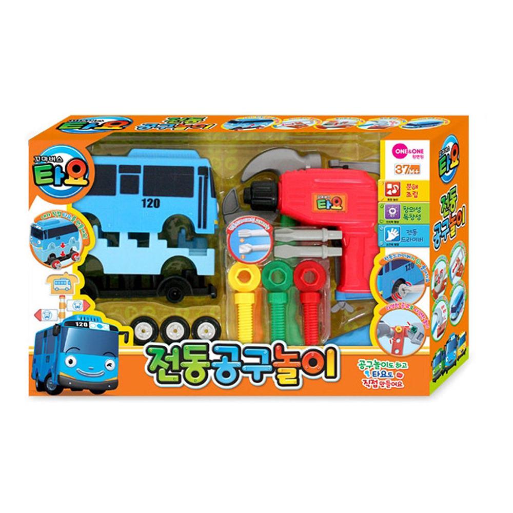 TAYO巴士組裝遊戲組