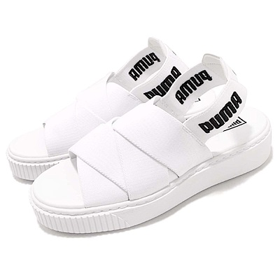Puma 涼拖鞋 Platform Sandal 女鞋