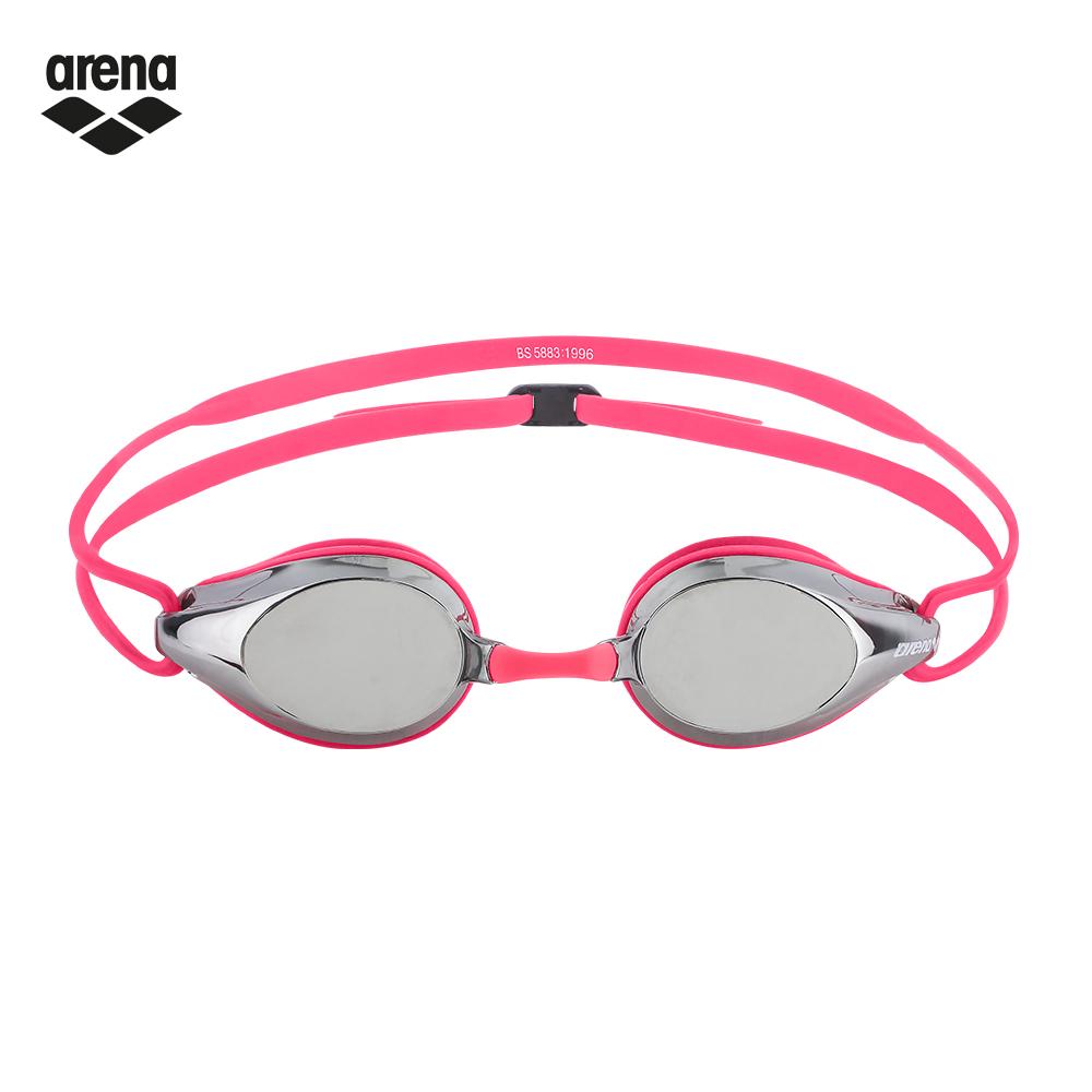 arena 競速電鍍泳鏡 鍍銀粉 AGG-280M FSPK