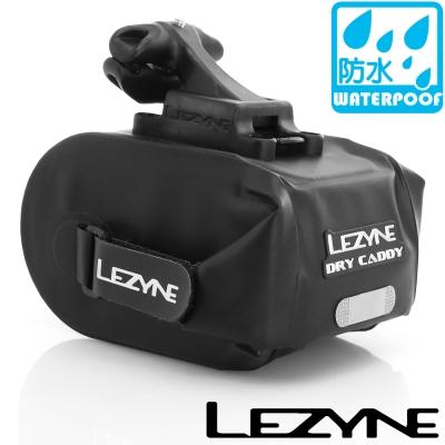 LEZYNE DRY CADDY 防水硬殼坐墊包