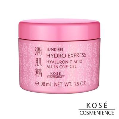 KOSE高絲 涵萃 潤肌精 玻尿酸即潤全效水凝凍 100g