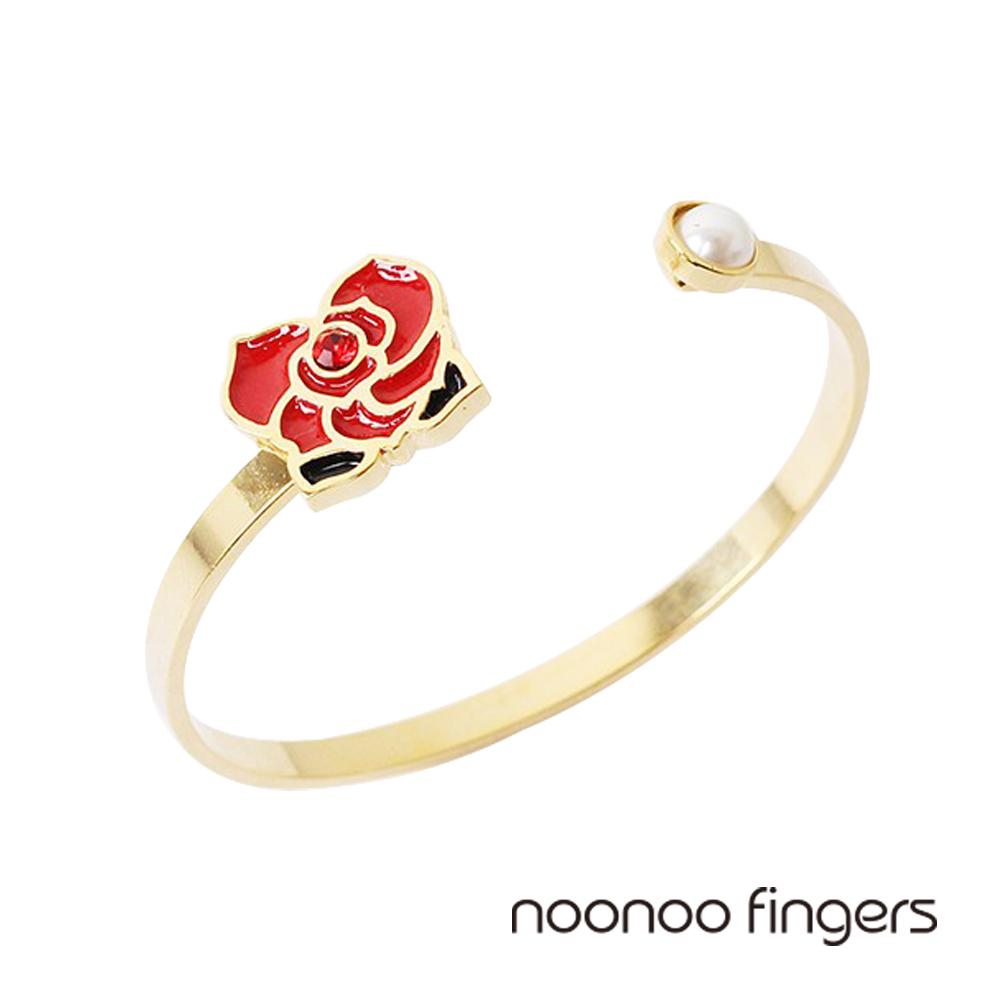 Noonoo Fingers Queen Rose Bangle皇后玫瑰手環