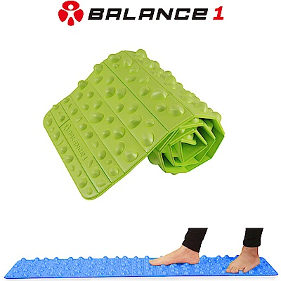 BALANCE 1 足部按摩健康步道 綠色