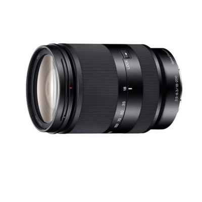 SONY E 18-200mm F3.5-6.3 OSS LE 標準變焦鏡頭*(平行輸入)