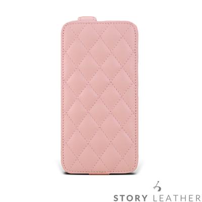 STORY皮套王 HTC 10  硬殼式下蓋菱格 客製化皮套