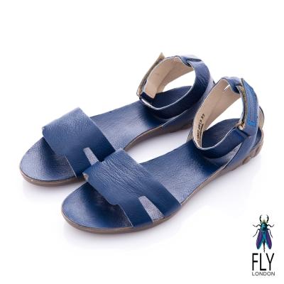Fly-London-女-平底涼鞋