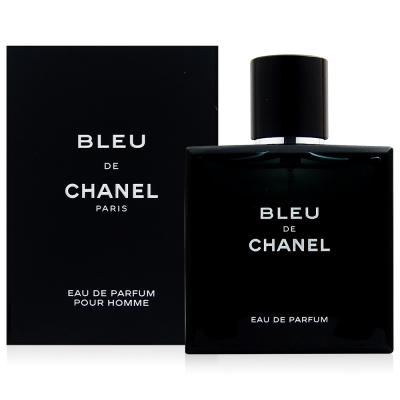 CHANEL香奈兒 BLEU藍色男性香水EDP 50ml