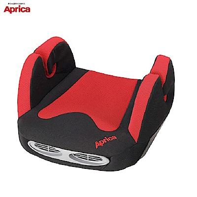【麗嬰房】Aprica 成長輔助汽車安全座椅 (Moving Support 黑紅)