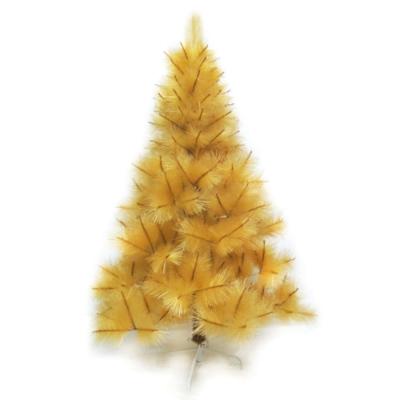 台製15尺(450cm)特級金色松針葉聖誕樹 裸樹 (不含飾品不含燈)