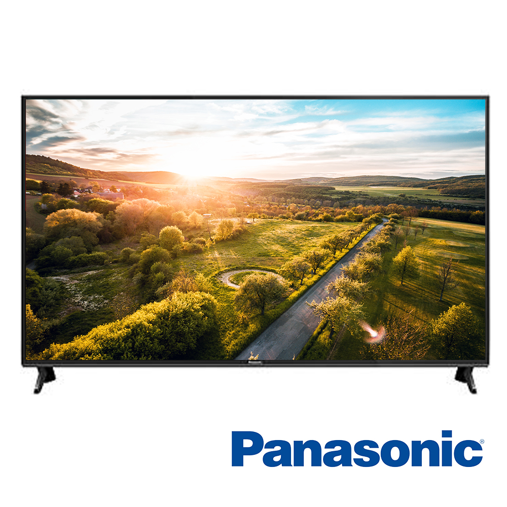 Panasonic國際牌 49吋 4K智慧聯網 液晶顯示器+視訊盒 TH-49FX600W