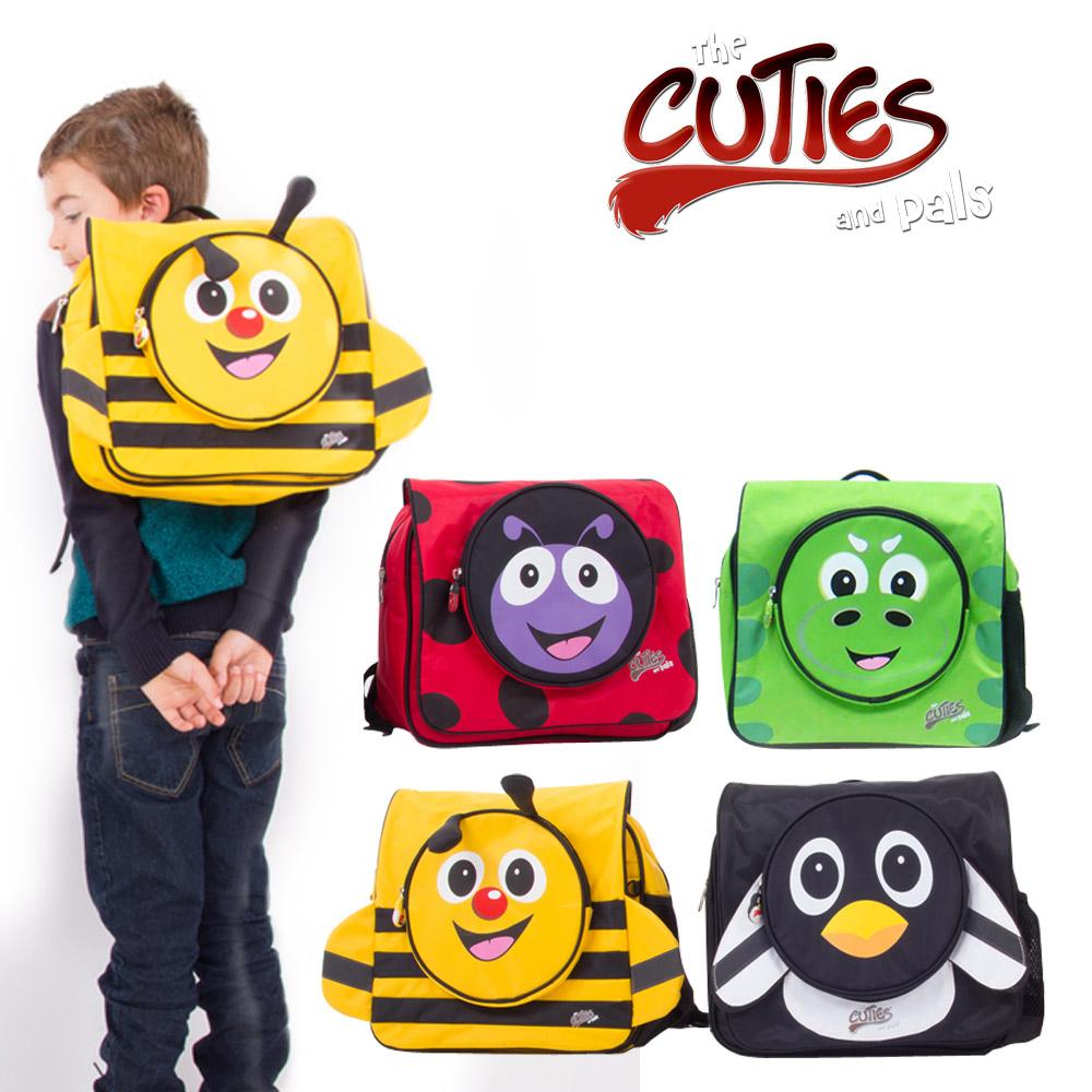英國cuties and pals 兒童時尚造型書包(4款任選)