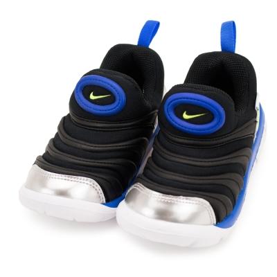24H-NIKE-幼童鞋343938012-黑銀