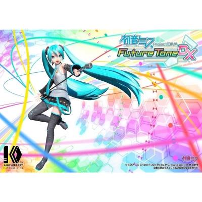 初音未來 Project DIVA Future Tone- PS4  中文一般版