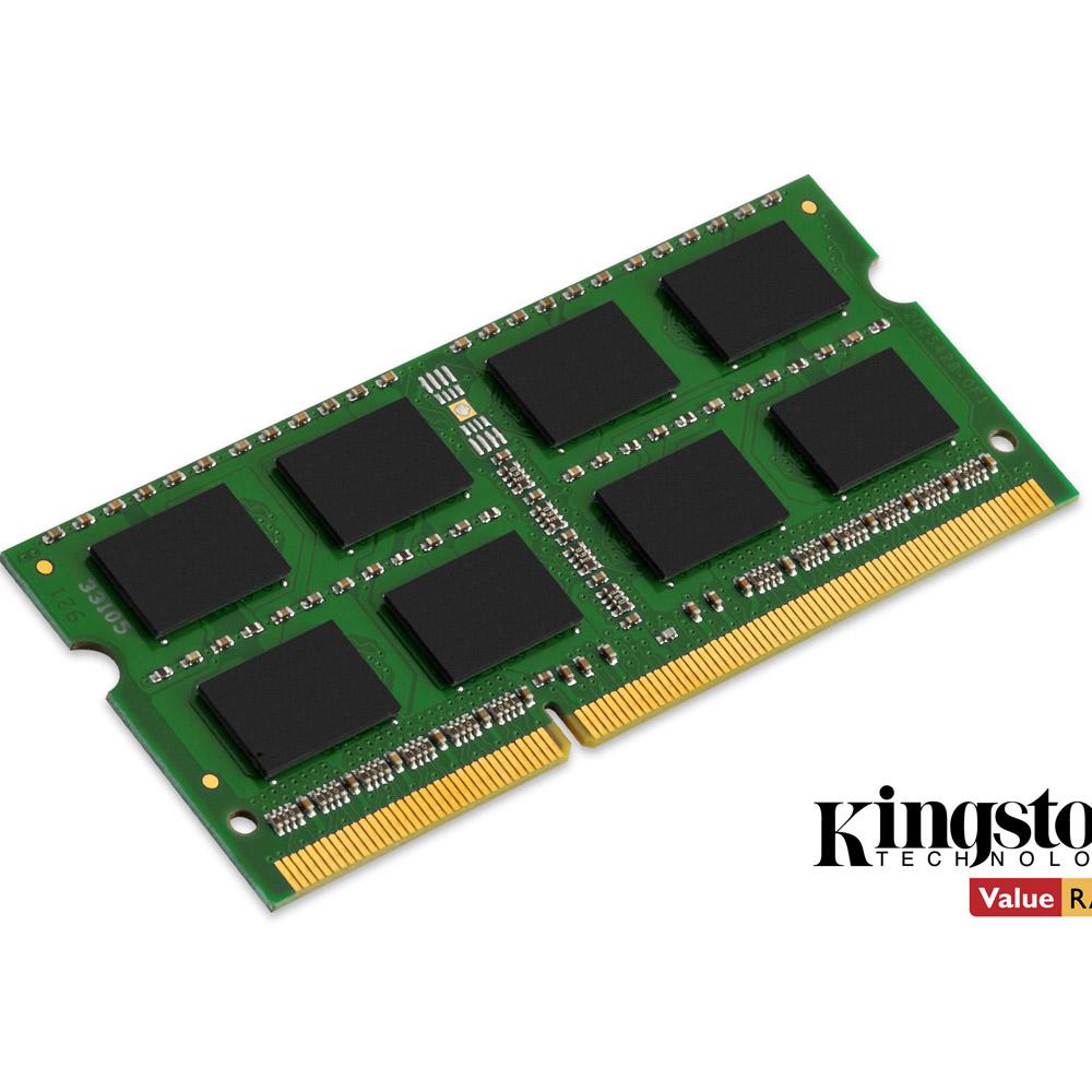 Kingston 金士頓 DDR3- 1600 8GB 1.35V 筆記型記憶體