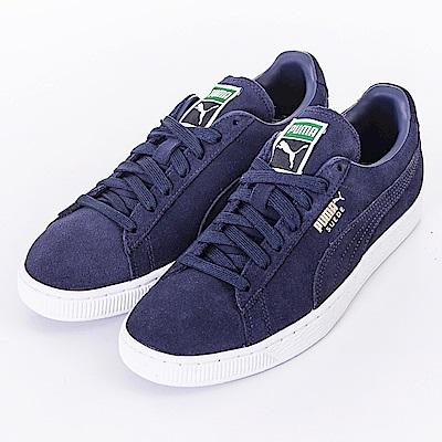 PUMA SUEDE CLASSIC+ 男休閒鞋 35656852 藍
