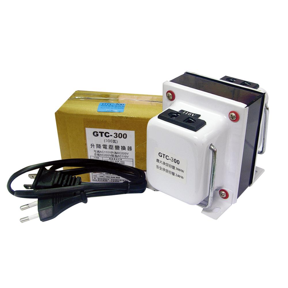 太星電工 真安全升降壓器110V/220V(300瓦) DK300