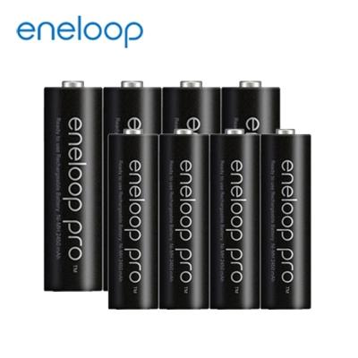 國際牌ENELOOP高容量充電電池 內附3號4號各4入