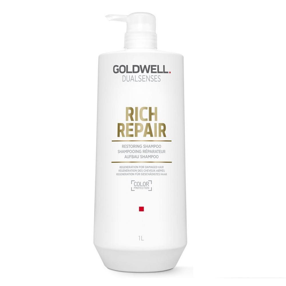 GOLDWELL 水感洗髮精 1000ml