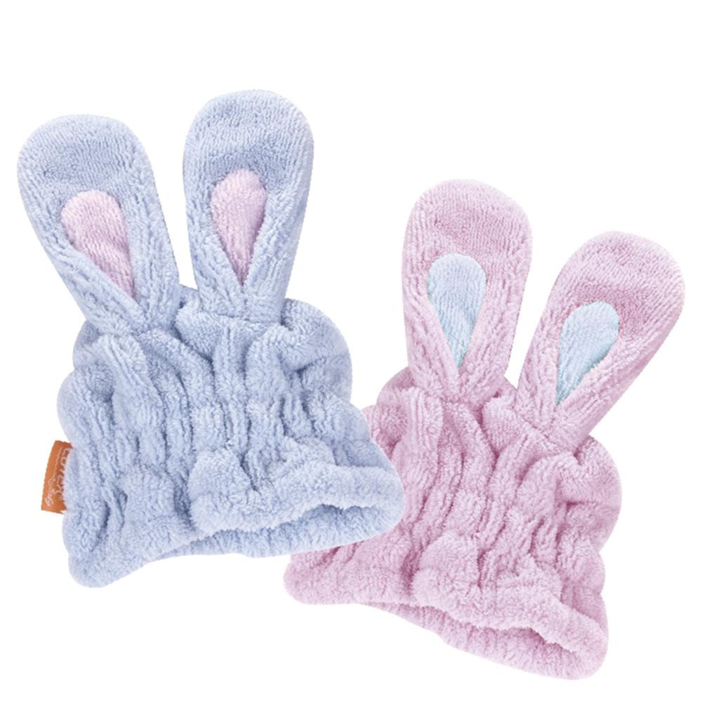 COTEX可透舒 小兔寶寶造型吸水帽 2入組