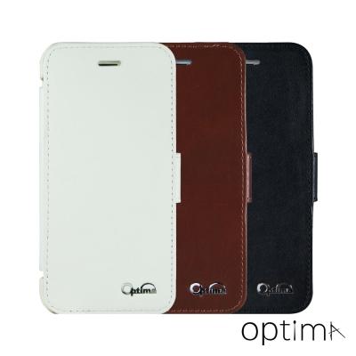 Optima iphone 6 /6s 真皮系列側掀皮套