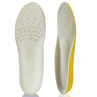 足的美形  彈力PU功能型運動鞋墊 灰(2雙)