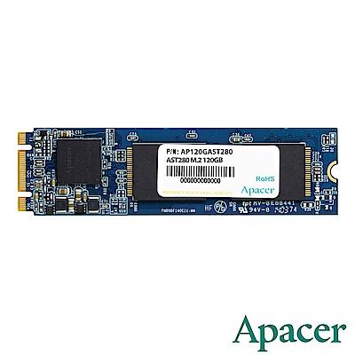 Apacer AST280 M.2 SATA3 120GB SSD固態硬碟