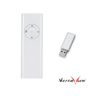 VersaView V858 內藏式USB超薄型雷射無線簡報器