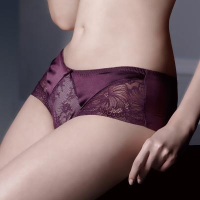 La Felino - 浮世盛宴平口褲 (魅力紫)