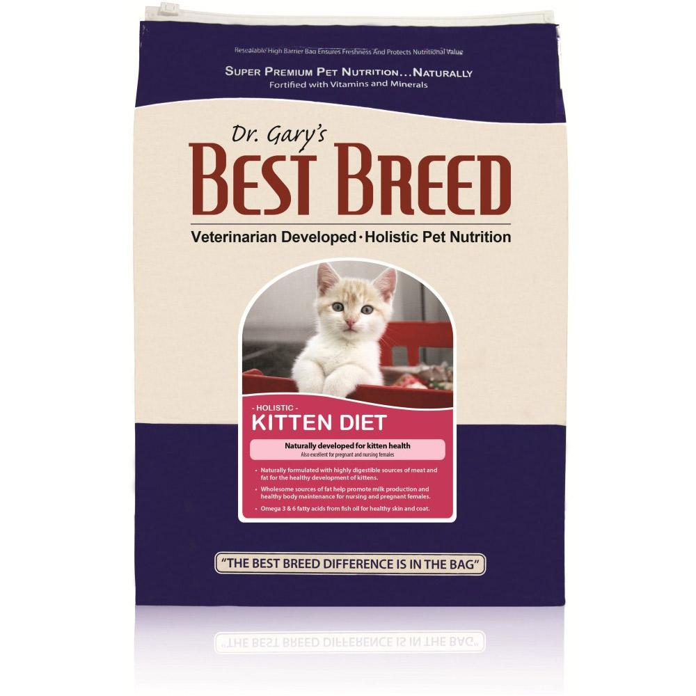 BEST BREED貝斯比 幼貓高營養配方 貓飼料 1.8kg