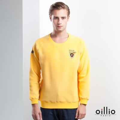 歐洲貴族-oillio-長袖T恤-超輕柔質感-保暖