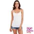 孕哺內衣 孕哺2用Bra Top細肩帶(共三色) Mamaway
